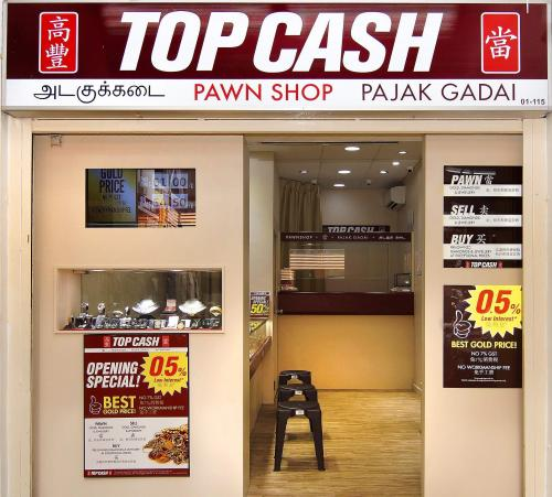 Top Cash Pte Ltd