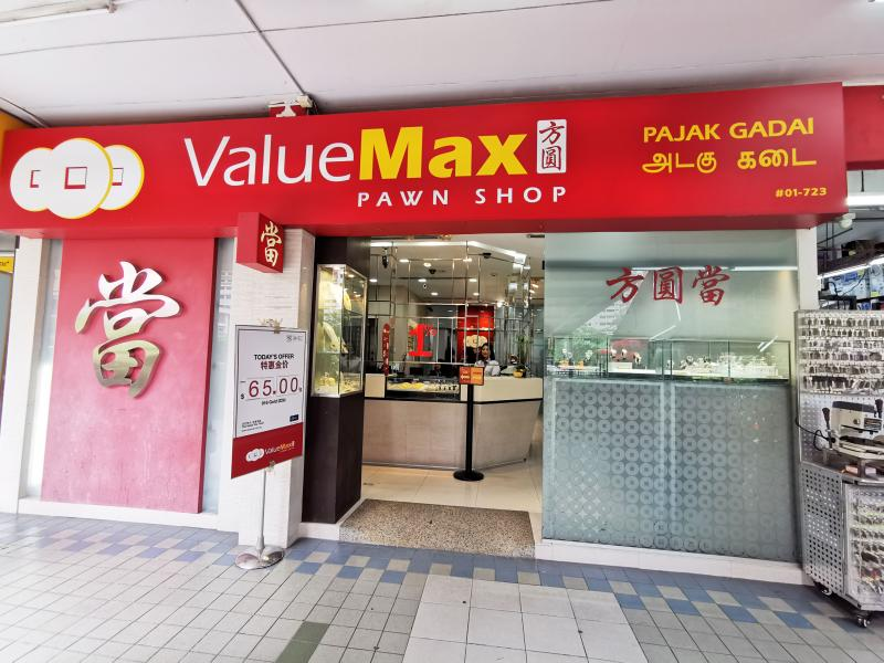 ValueMax Group Limited (CCK)